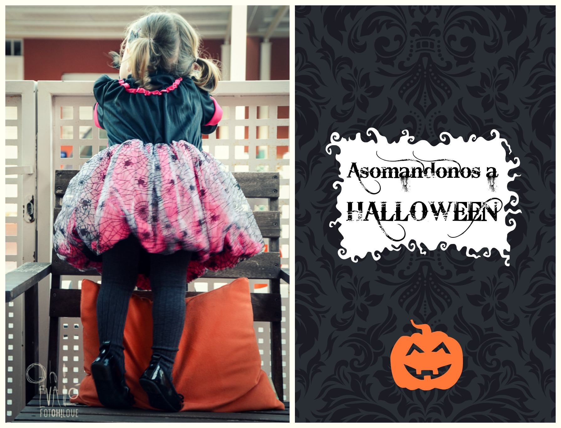 Asomándonos a Halloween