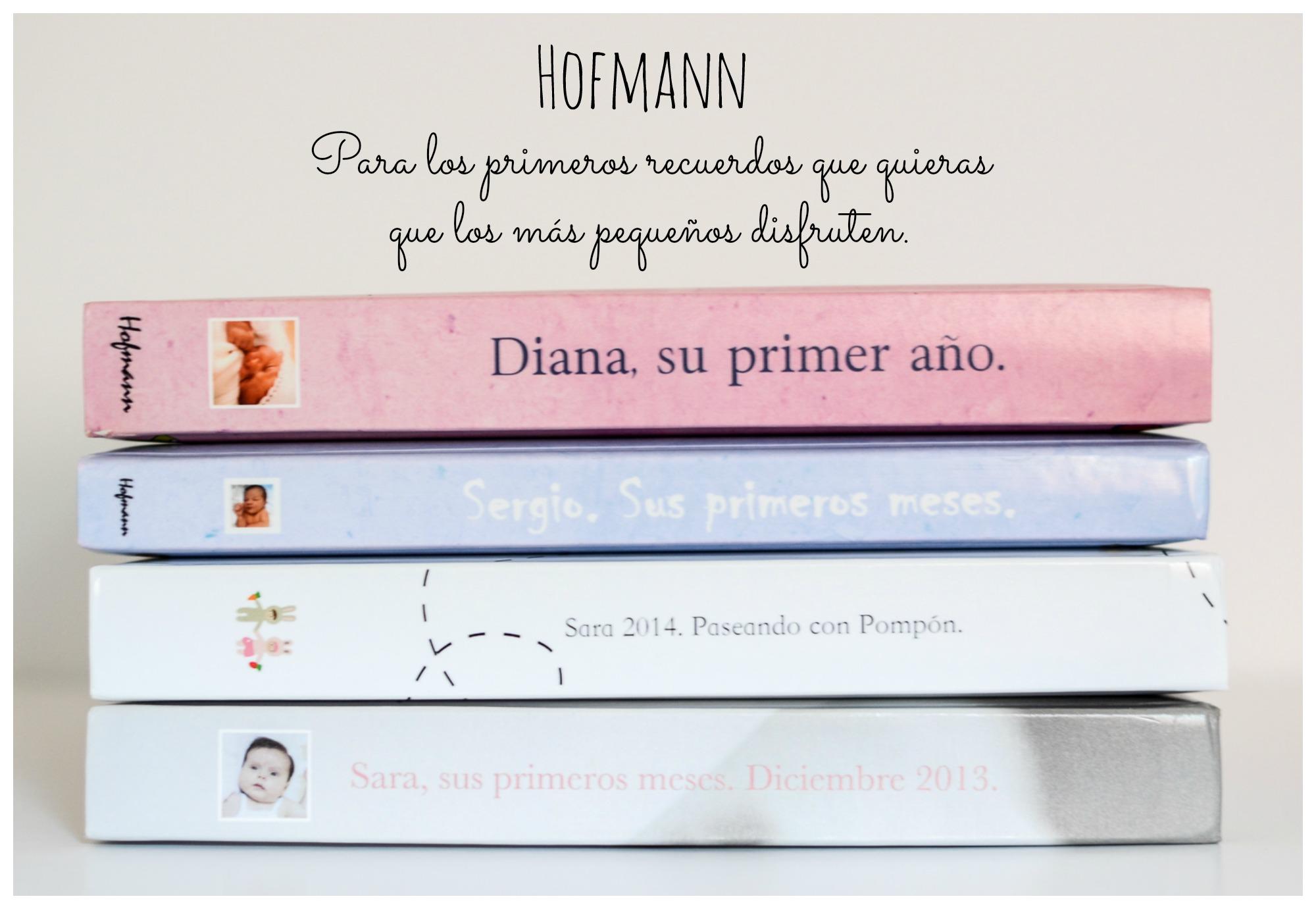 Hoffman para los primeros recuerdos...