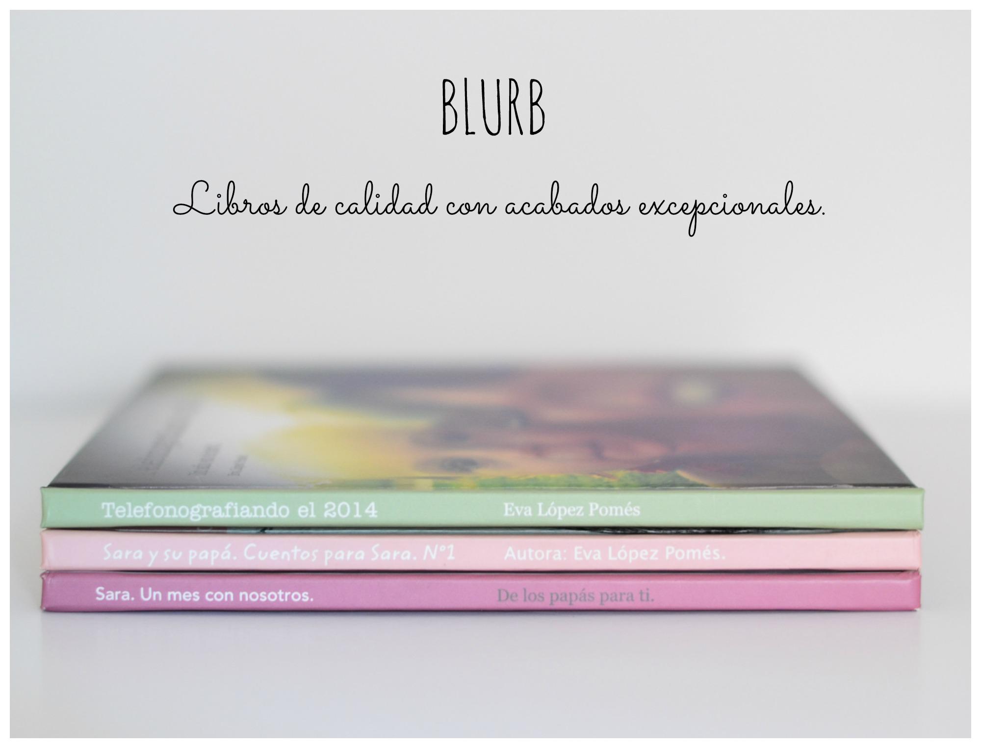blurb. libros de calidad cn acabados excepcionales