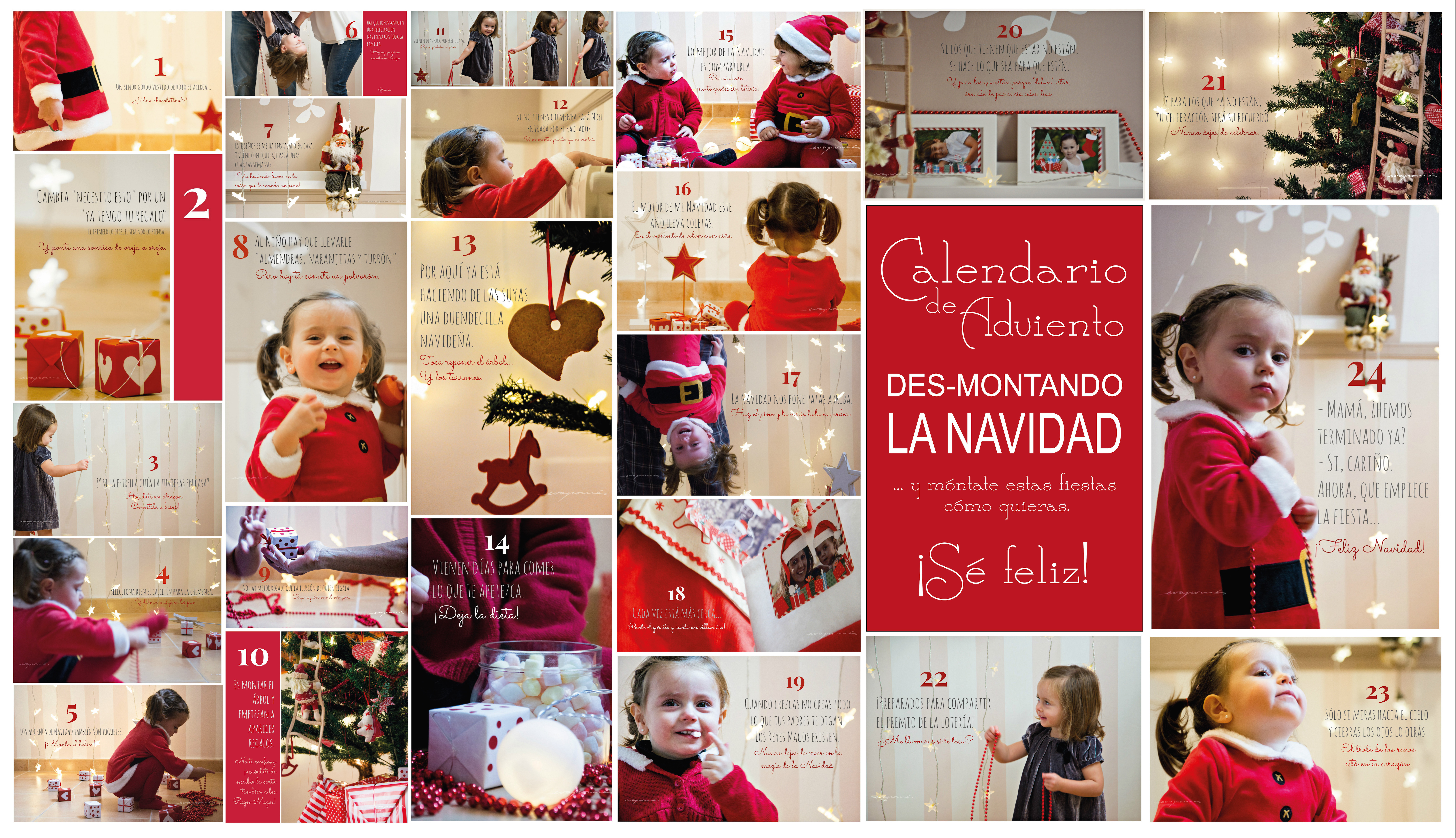 collage calendario