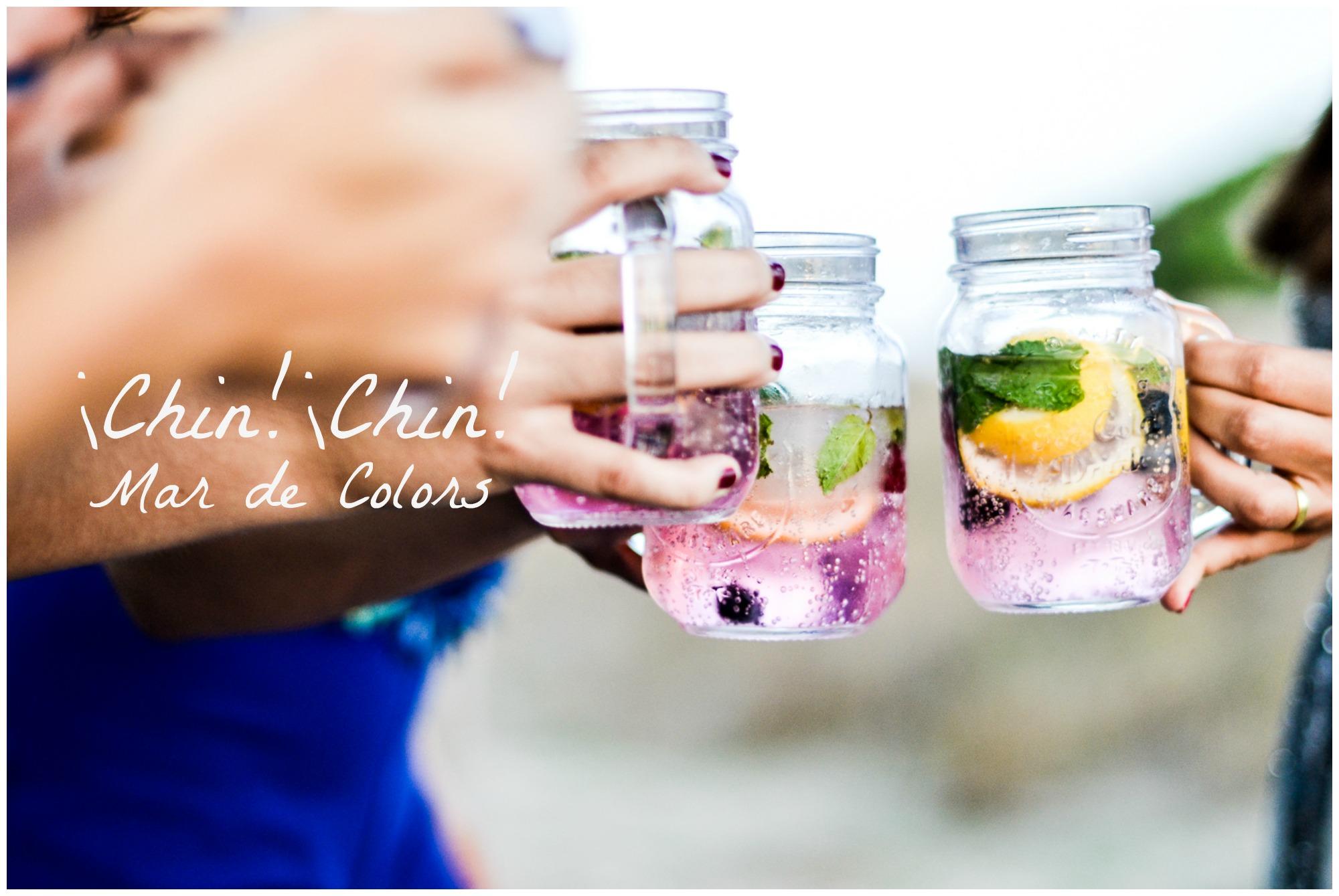 Chin chin Mar de Colors