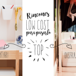 Rincones low cost para momentos top