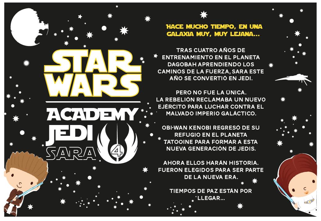 Cumpleanos De Star Wars