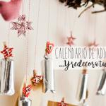 Llega el Calendario de Adviento … y redecora tu salón